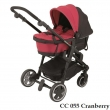 Kiddy Carrycot Click'n Move