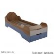 Кровать односпальная Галилео