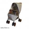 Baby Smile для Combi - Дождевик из ПВХ для колясок (121365)
